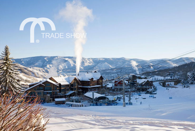 Ski lodge at Snowmass City, Colorado
