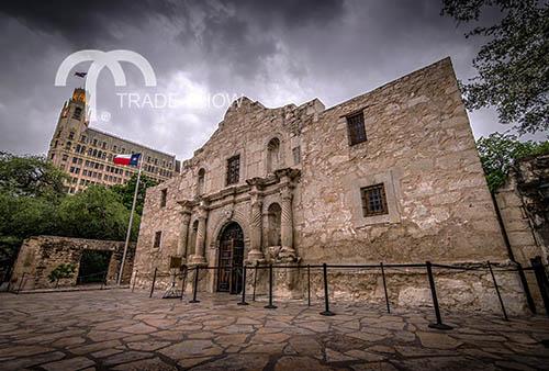 Mission in San Antonio, Texas